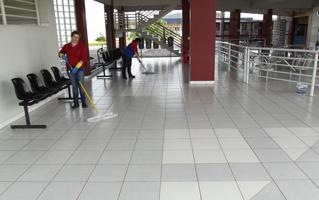 Limpeza Interna de Ambientes